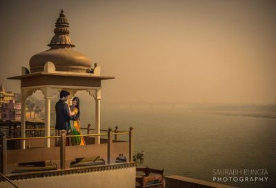 Varanasi - Eternal Is As Eternal Goes - Ankur Weds Ruchi