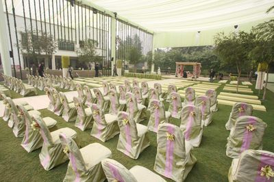 The Floral Wedding in Mahabaleshwar