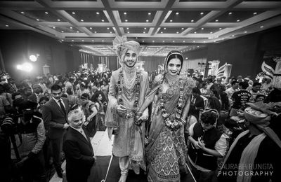 Start Of A New Life Together - Mohit Weds Pragati