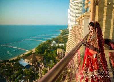 Pattaya, Thailand - Never Ending Song Of Love - Nikunj Weds Pallavi