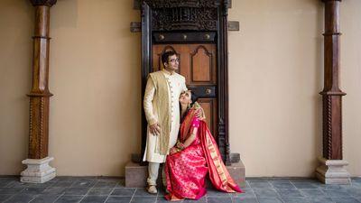 Prajakta & Rohit