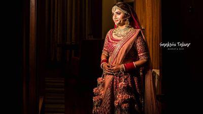 Sugandha's Bridal Makeup