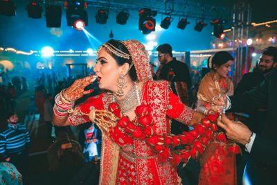 Udit & Priyanka