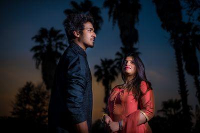 Siddharth & Swetha - Prewedding