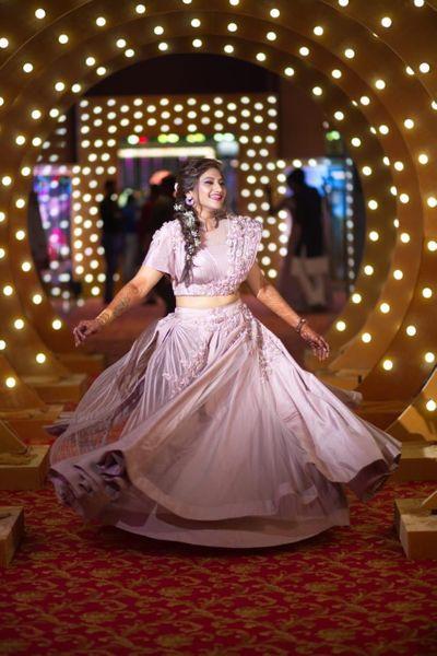 Bride Aditi dolani