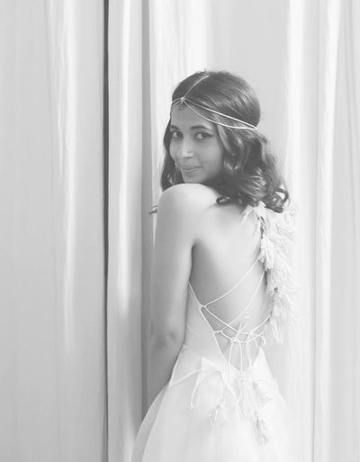 The MINIMALISTIC BRIDE_Diya's Chilled out Wedding