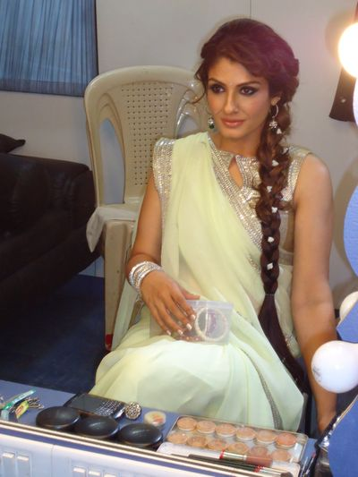 Party Makeup looks _ Raveena Tandon and others