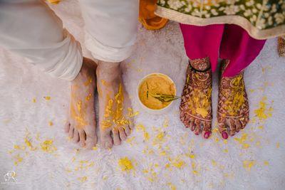 Tushar & Heeral (Wedding)