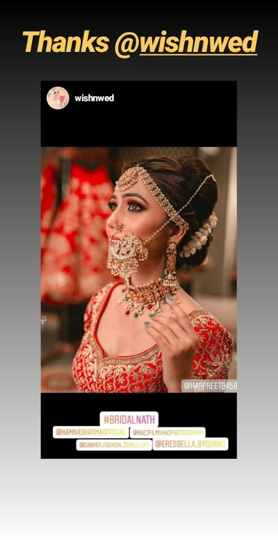 harpreet bridal