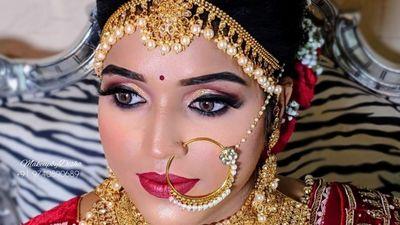 North Indian Bridal Look