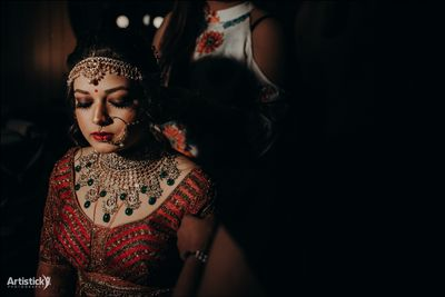 Bride - Rupshi