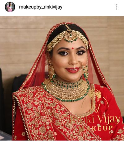 bridal surabhi