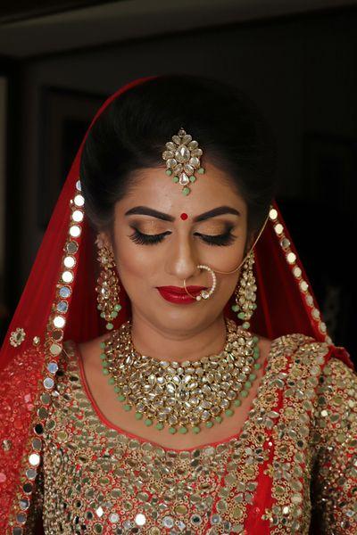 bridal  nupur