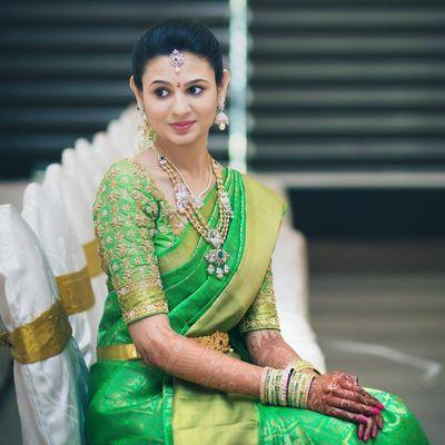 Sowmya Weds Sandeep