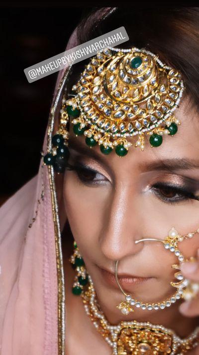 Anisha wedding