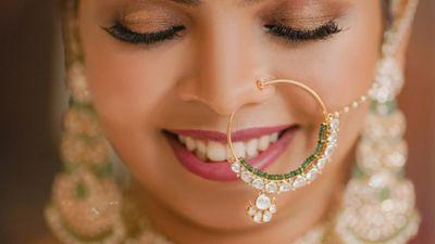 Our Bride Garima Looking So Gorgeous - Safarsaga Films