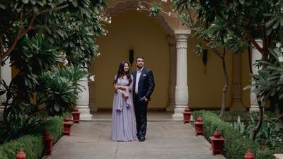 Garima and Deepansh -  Best Prewedding Shoot - Safarsaga Films