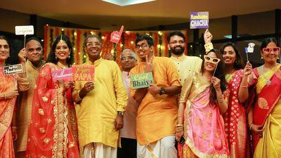 Pooja Haldi Celebrations