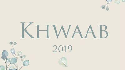 Khwaab 2019
