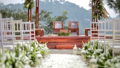 The Mountain Wedding