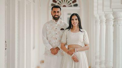 Peter and Mandeep - Safarsaga Films - Pre Wedding Shoot Photographer in Chandigarh