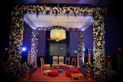 holiday inn mumbai reception wedding