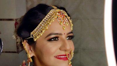 Bride Divya