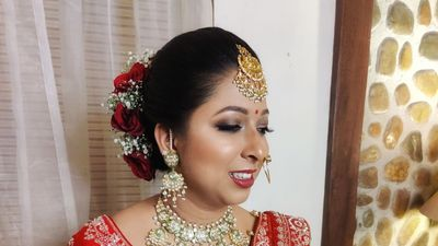 Bride Gita Bansal