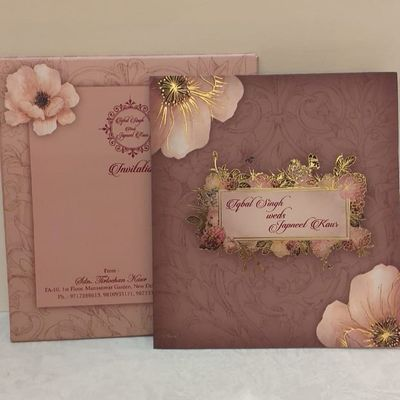 classical range wedding invites 50-70