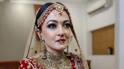 Bride Divya Chauhan