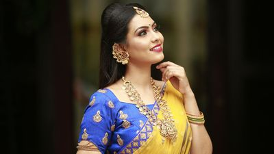 1 Gram Love With Actress Pavithra