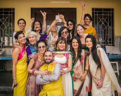 Aparna & Dhruv Wedding