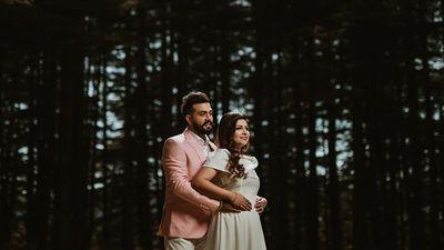 Rohan Bagga and Meet Kaur  - Pre Wedding Shoot Photographer in   Chandigarh - Safarsaga Films