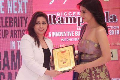 AWARDS BY RAGINI KHANNA