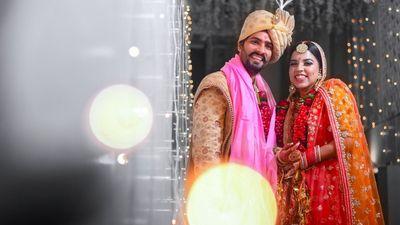 Aakanksha Weds Rahul