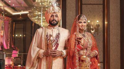 Rohan Bagga and Meet Kaur - Wedding Photography - Safarsaga Films - Best Wedding Photographer in Chandigarh