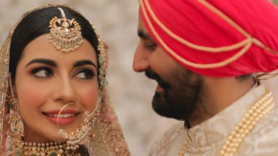 Mannat and Saman - Best wedding Highlight - Safarsaga Films - Best wedding Photographer in chandigarh