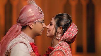 Rishab Goel and Parina Thukral - Best Wedding Photographer in Tricity - Safasagafilms