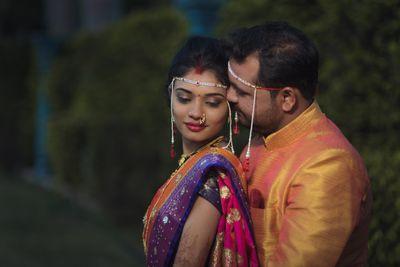 Vaishnavi & Nikhil