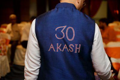 Vidhi + Aakash