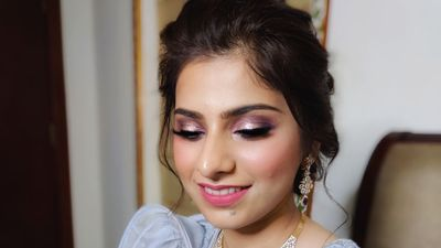 Payal Cocktail Look