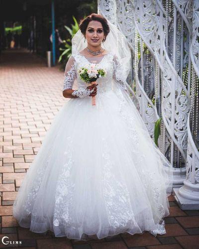 catholic bride