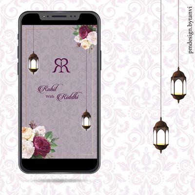 Ruhil weds Riddhi