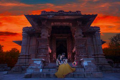 Album in City Udaipur