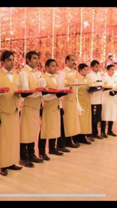 waiters services