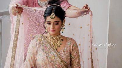 Shreya Morning Bride