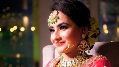 Saman Fatima Wedding Glorry