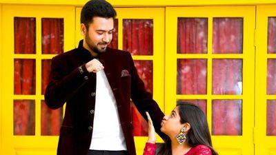 Aashish & Sonakshi Pre-Wedding Shoot