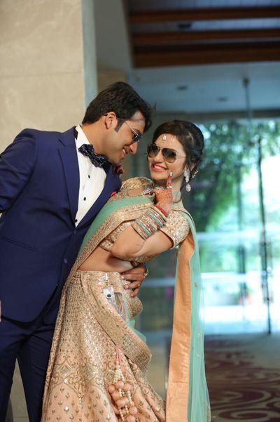 Diksha and Tarun