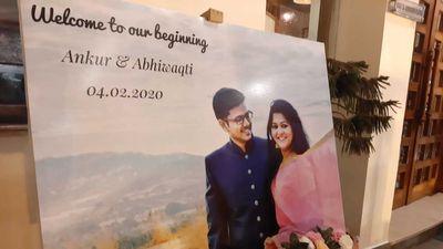 Abhiwaqti & Ankur (04/02/2020)